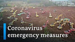 China coronavirus spreads to Europe and Australia | DW News