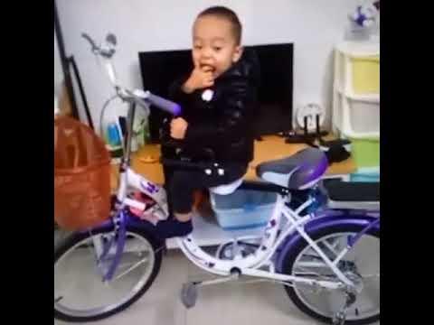 ที่นั่งเด็กติดจักรยานด้านหน้า bike seat ราคา 350 บาท