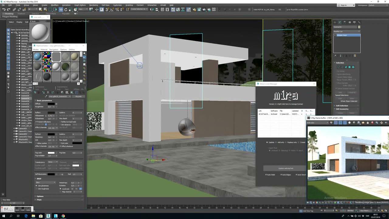3dsMax plugins for architecture & visualization