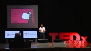 Responsabilidad móvil: Salvador Marti at TEDxGuadalajara 2014