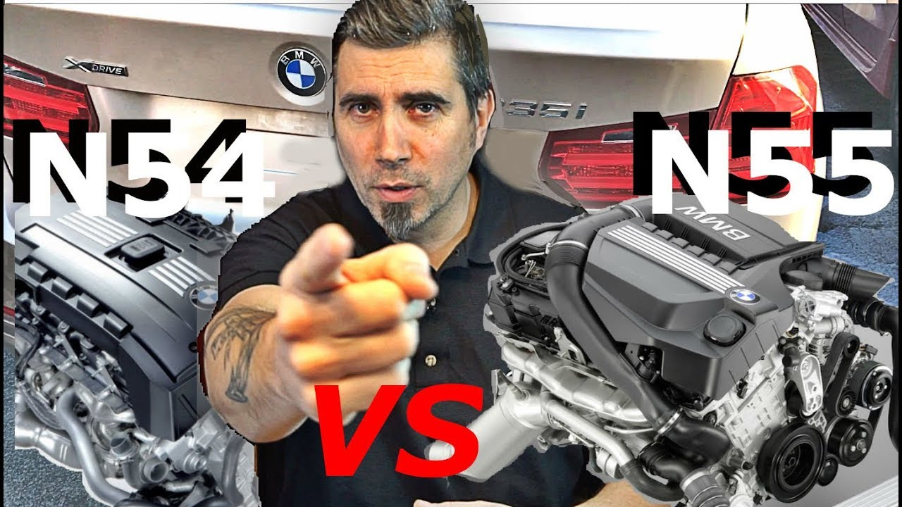 BMW N54 Vs N55 Engine and Reliability Comparison