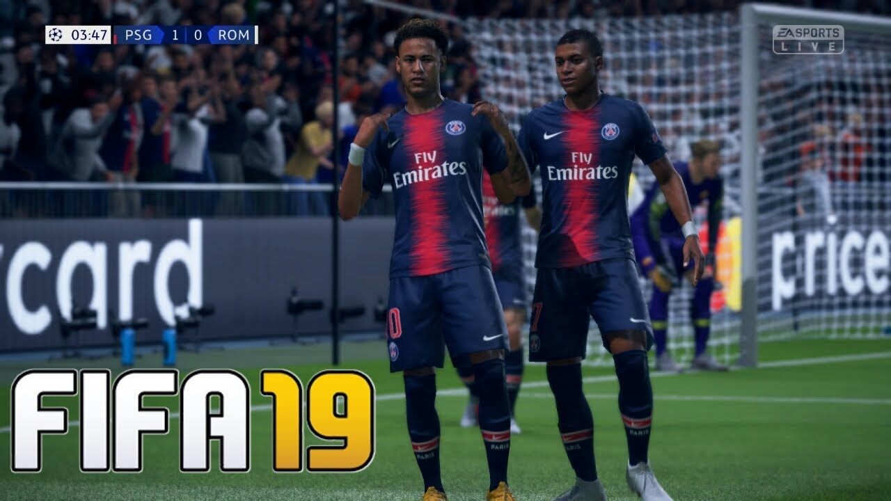 FIFA 19 MOD FIFA 14 Android Offline 1GB New Face Kits & Transfers Update  Best Graphics