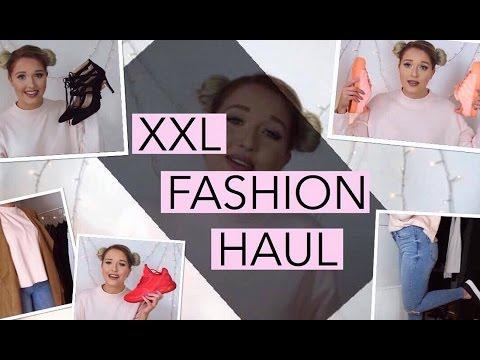 XXL Try on FASHION HAUL März/April 2016 - H&M, Adidas, Dorothy Perkins etc.   JaninasBeautyDreams
