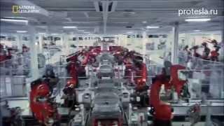 видео Электромобили Tesla Motors