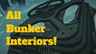 The Long Dark: All Hidden Bunkers!