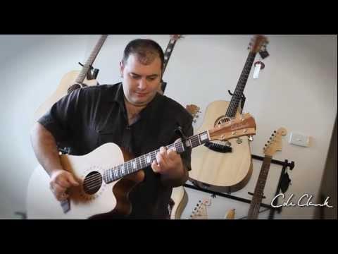 A look inside Cole Clark Guitars