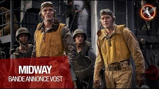 MIDWAY - Bande Annonce #2 [VOST]