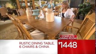 Legacy Close-out Specials On Dining Room Furniture (4175) | Www.mathisbrothers.com