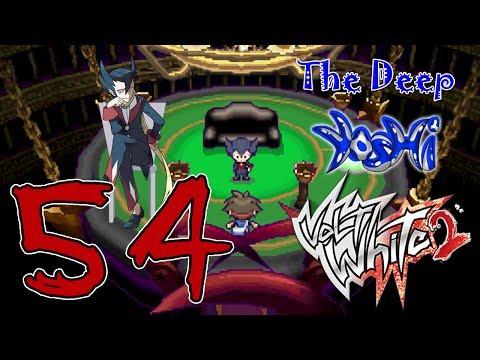 Pokémon Volt White 2 - 54 - Top 4 Astor ist Eingebildet!