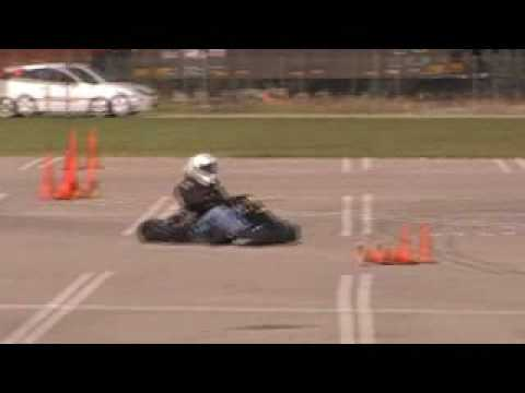 Shifter Kart Autocross racing SCCA Solo