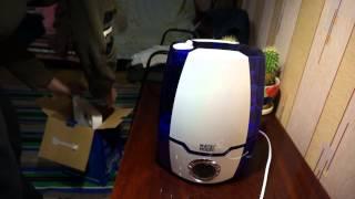 Unboxing Увлажнитель воздуха WATER HOUSE UH-5210(, 2014-11-25T21:29:03.000Z)