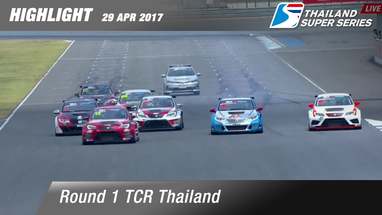 Highlight TCR Thailand Rd.1 | Chang International Circuit , Buriram