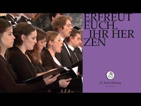 J.S. Bach - Cantata BWV 66 Erfreut euch, ihr Herzen (J. S. Bach Foundation)