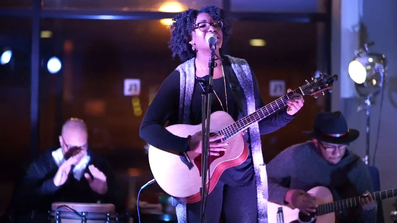 "Maya Elizabeth Live at Hotel RL Baltimore - ""Smile"""