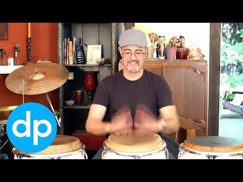 Learn to Play Conga Drums: Basic Tumbao Rhythm