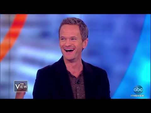 Neil Patrick Harris On His Twins Halloween Costumes, National Coming Out Day | The View