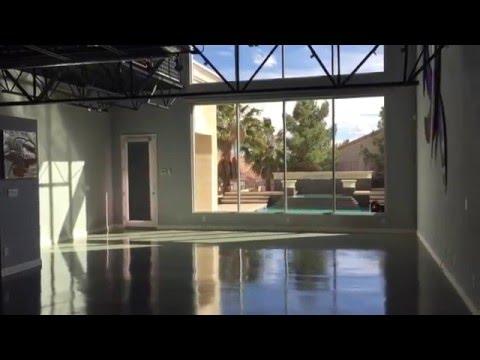 Residential Polished Concrete -   Las Vegas Nevada