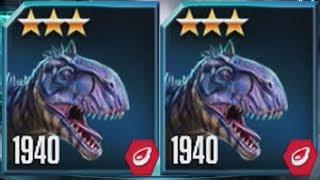 MAJUNGASAURUS LEVEL 1940 - Jurassic World The Game