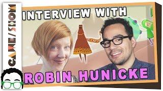 Robin Hunicke on Journey, Katamari Damacy & Diversity