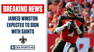 Jameis Winston expected to sign with New Orleans Saints: reaction and predictions | CBS Sports HQ