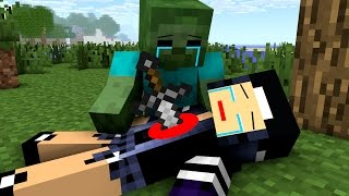 Zombie Life - ZippCraft Minecraft Animation