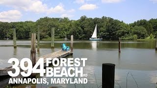 mill creek waterfront 394 forest beach road annapolis maryland 21409