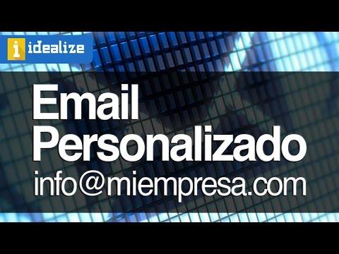 Como Crear Un Email Empresarial