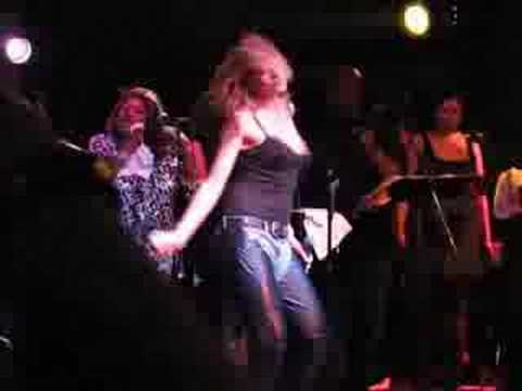 Lucy Lawless - Fooled Around and Fell in Love (Chicago 2007)