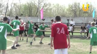В поселке Энергетике проходят масштабные республиканские соревнования по гандболу