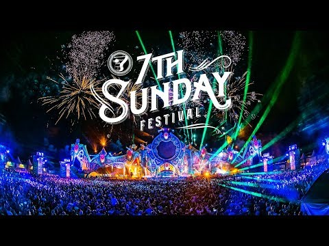 7th Sunday Festival 2018 - Day recap
