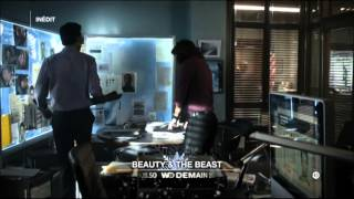 Beauty The beast saison 2 inedite demain 20h50 W9 20 12 2014