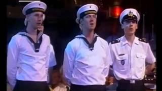"""Marinechor """"Blaue Jungs"""" Bremerhaven - Leinen los"""