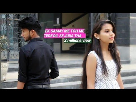 EK Samay Main Toh Tere Dil Se Juda Tha  Cute School Love Story  latest sad song
