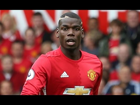 Paul Pogba Manchester United #1