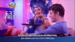 £33 FREE No Deposit Required Casino Bonus UK