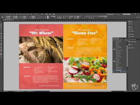 Gurih 86 Recipe Book ~ Magazine Templates ~ Creative Market