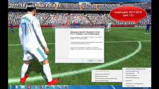 Fifa 11 Transferts patch 2018 for Gameranger - Tutorial - EASY [ HD ]