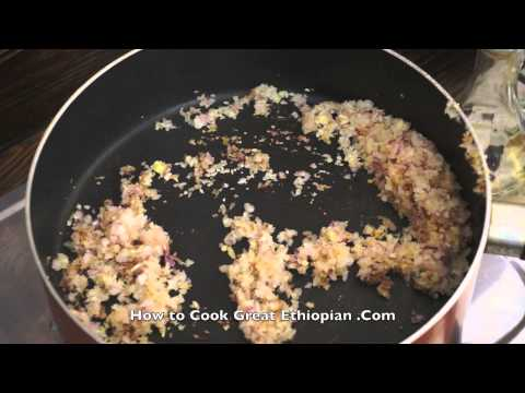 Ethiopian Food - Eggplant Wot Recipe Aubergine Amharic Injera Berbere Vegan wat wet