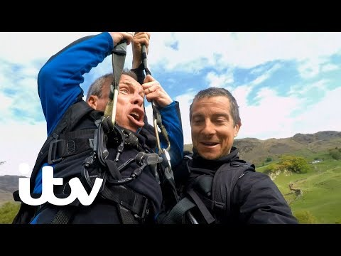 Bear's Mission with Warwick Davis  Tuesday 26th June  ITV