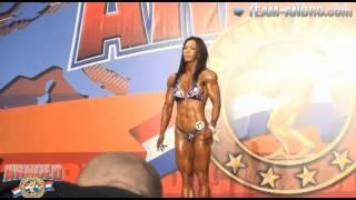 Yeon Woo Jhi 2013 Arnold Classic Europe Women