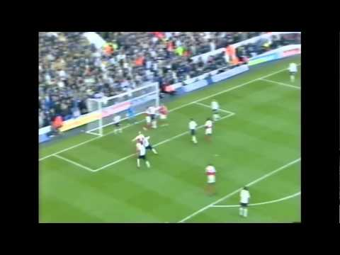 Tottenham 4-5 Arsenal 2004/05 FULL MATCH