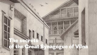 Teaser   The Secrets Of The Great Synagogue Of Vilna [EN][FR][LT][subtitles]