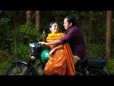 Prabhakaran + Mohana outdoor shoot at munnar [ Crazy Clickz Studio ]