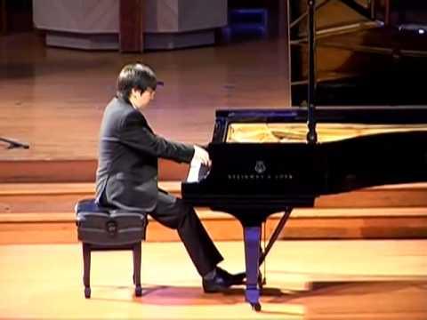 L. v. Beethoven Sonata No. 4 in E-flat Major, op.7 - Jin Uk Kim, piano