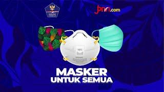 Lindungi Sesama Dengan Pakai Masker Sesuai Fungsinya - JPNN.com