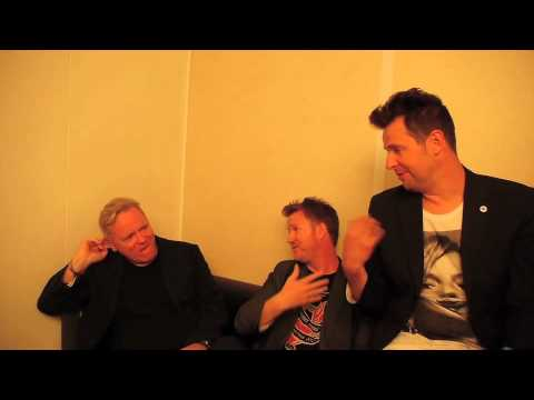 New Order Talk New Material at Bestival 2012