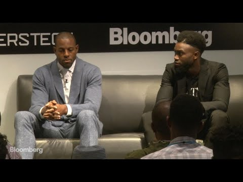 Warriors' Iguodala and Celtics' Brown on Business Building
