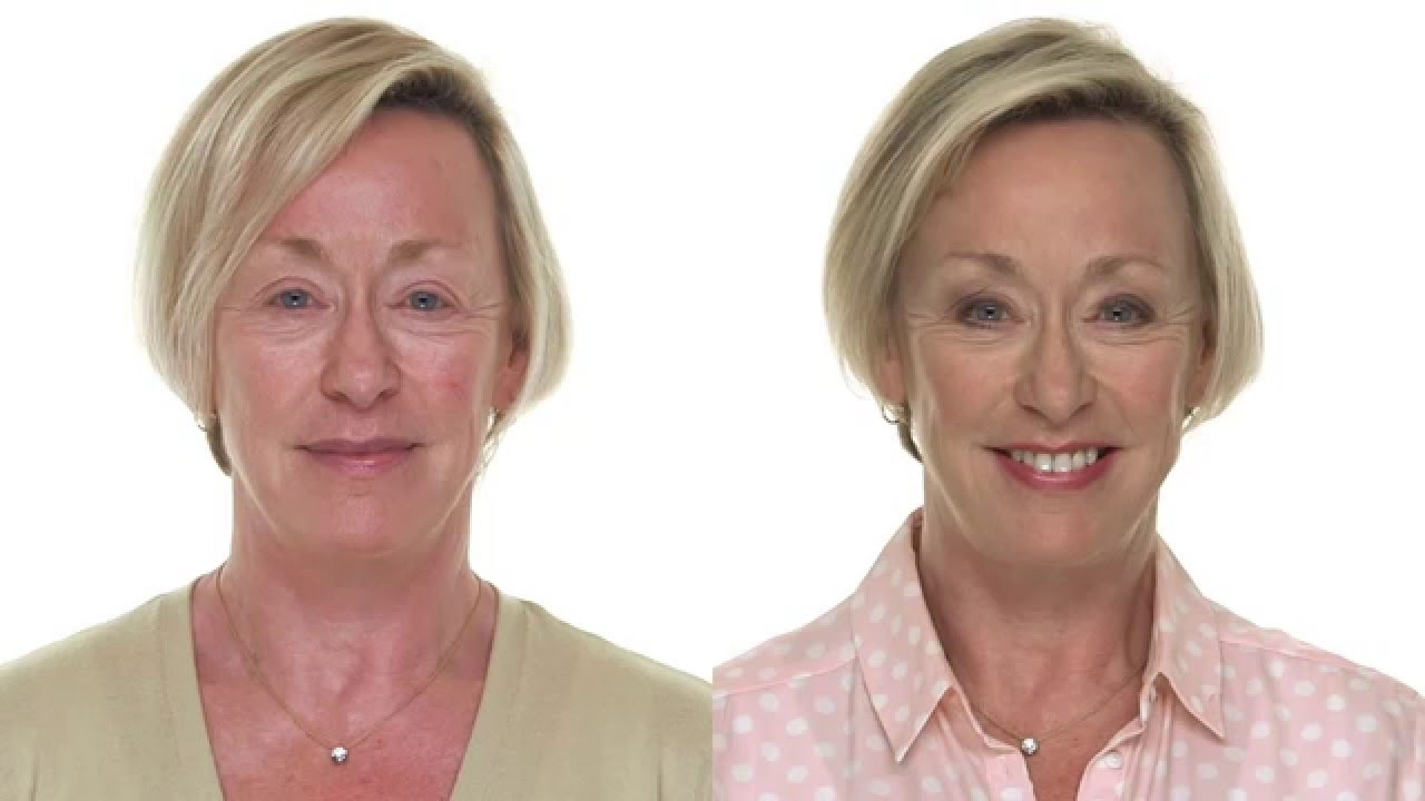 Makeup for Older Women - 12 Secret Tips