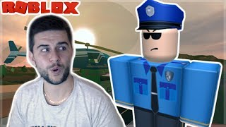GOOD COP TURNED BAD - I WAS SENT TO JAIL AS A POLICE OFFICER! IN ROBLOX