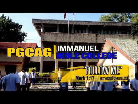 AB Music Immanuel Bible College (IBC)